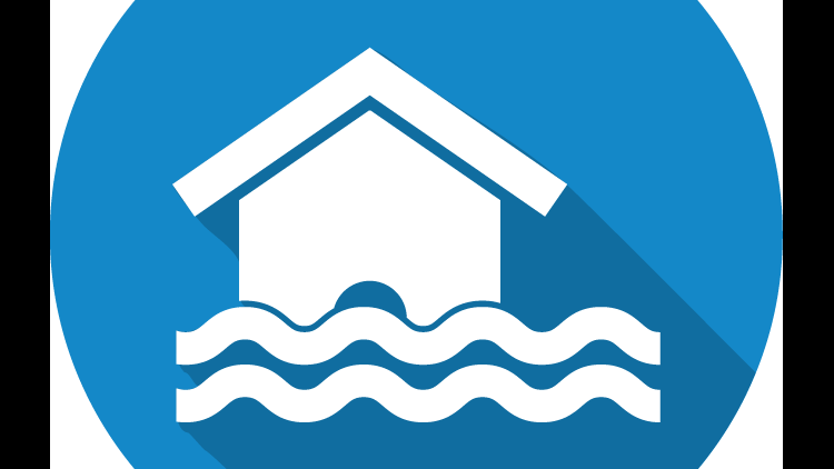 Flood clipart damp. Toll rises to financial