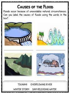 flood clipart effect flood