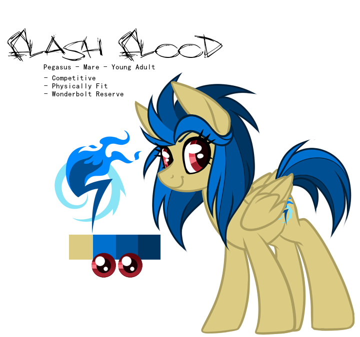 Sona simple reference by. Flood clipart flash flood