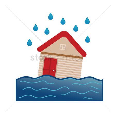 Flood clipart flash flood. Station