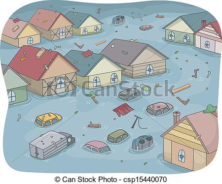Clip art library . Flood clipart flood disaster