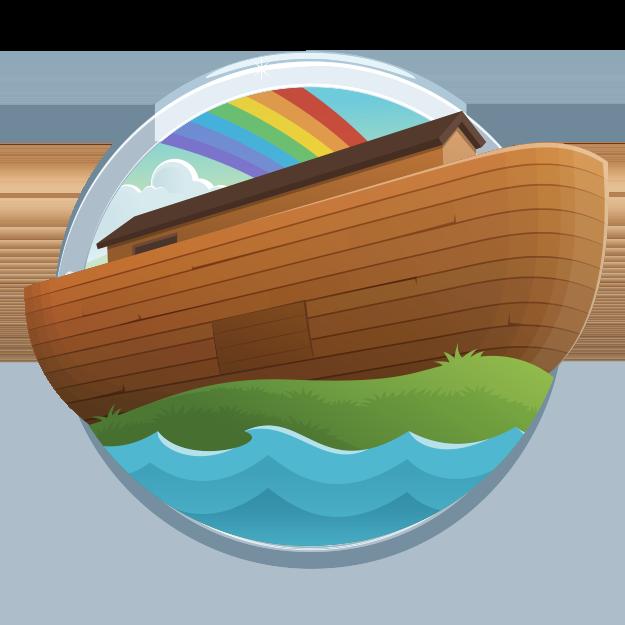 Flood clipart flood noah. And the bible app