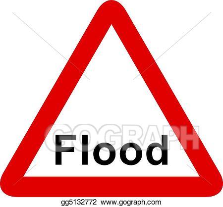 flood clipart flood sign