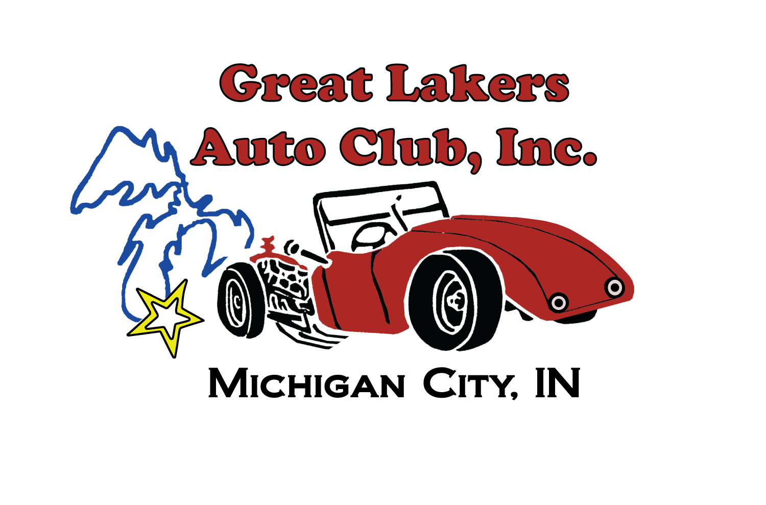 Great lakers auto club. Flood clipart flooded car