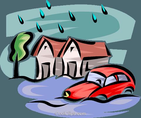 Hurricane clipart flood disaster.  clip art clipartlook