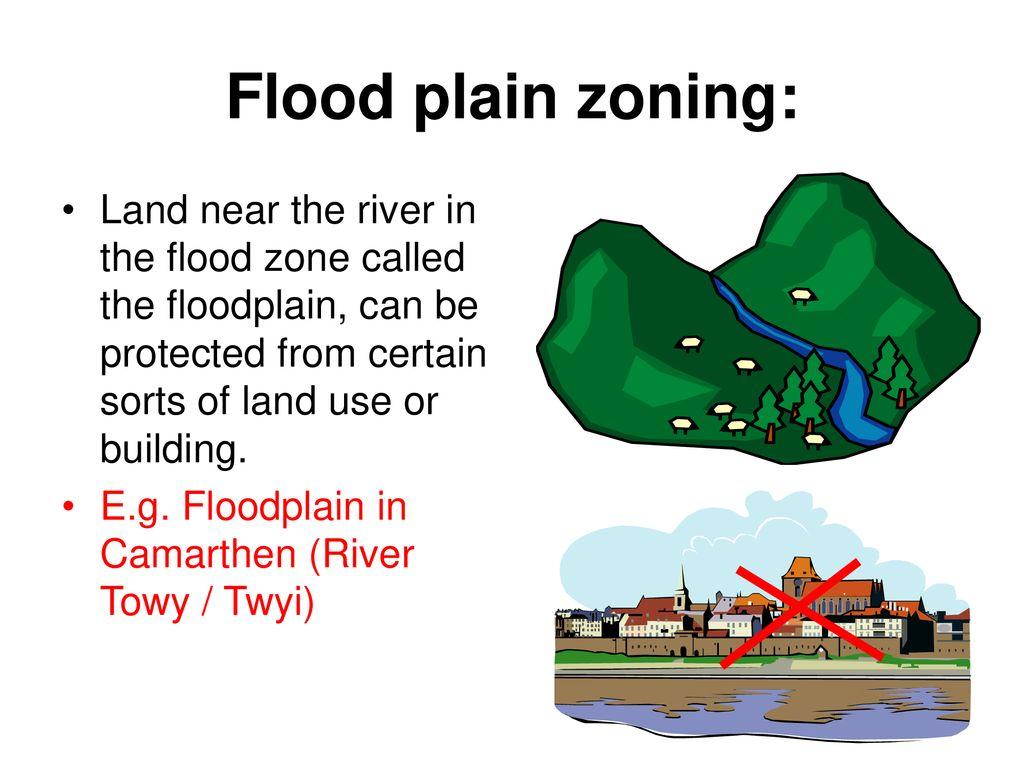 Defences ppt download . Flood clipart plain land