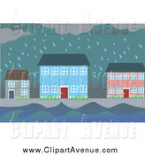 Flood clipart storm. Free download clip art