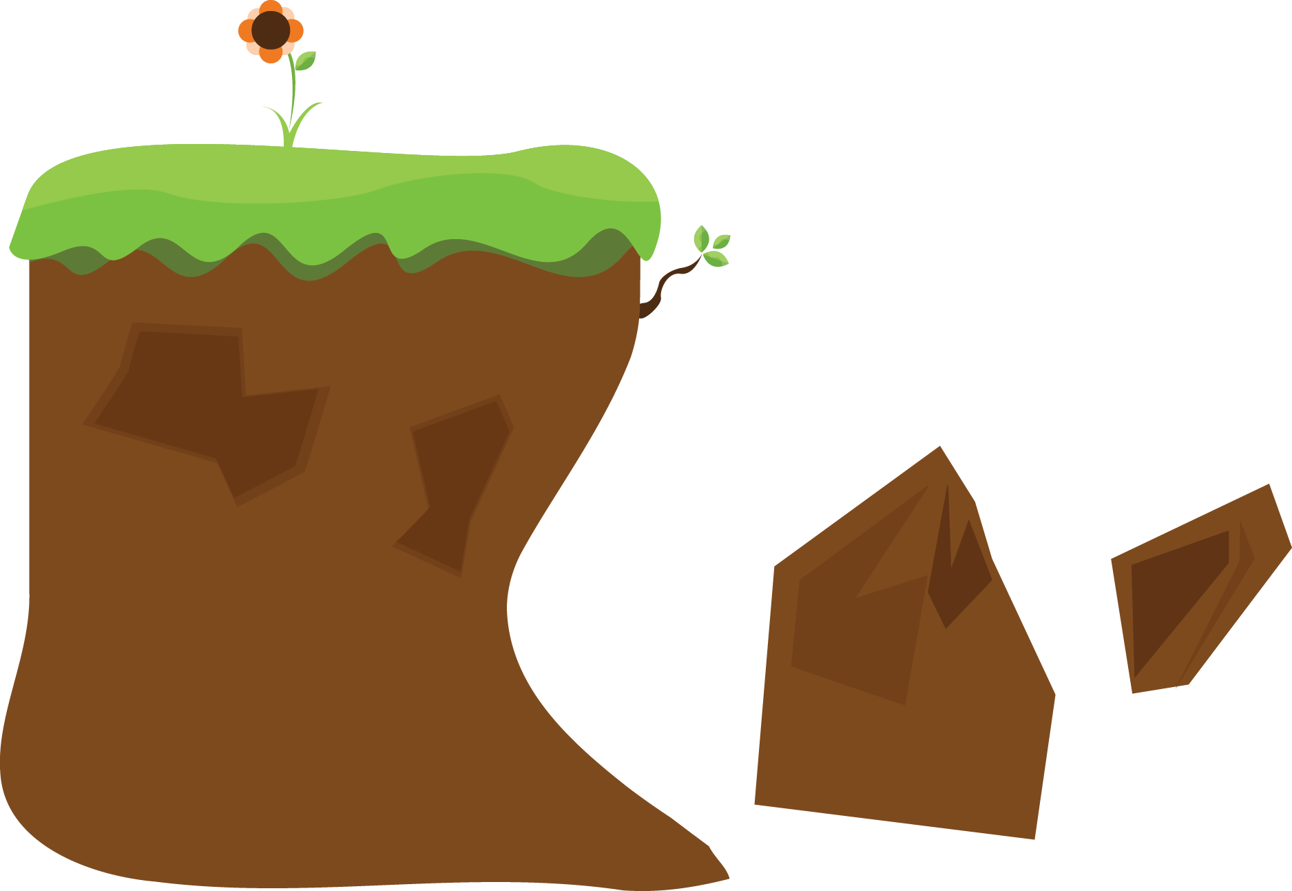 storm surge. Geology clipart soil formation