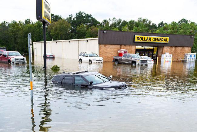 Flood clipart stranded. Tropical storm imelda linked