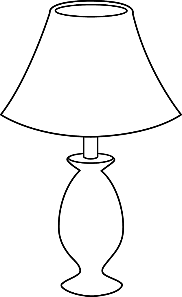collection of floor. Lamp clipart drawing