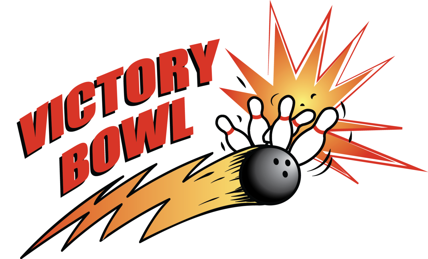 Floor clipart bowling alley. Victory bowl home