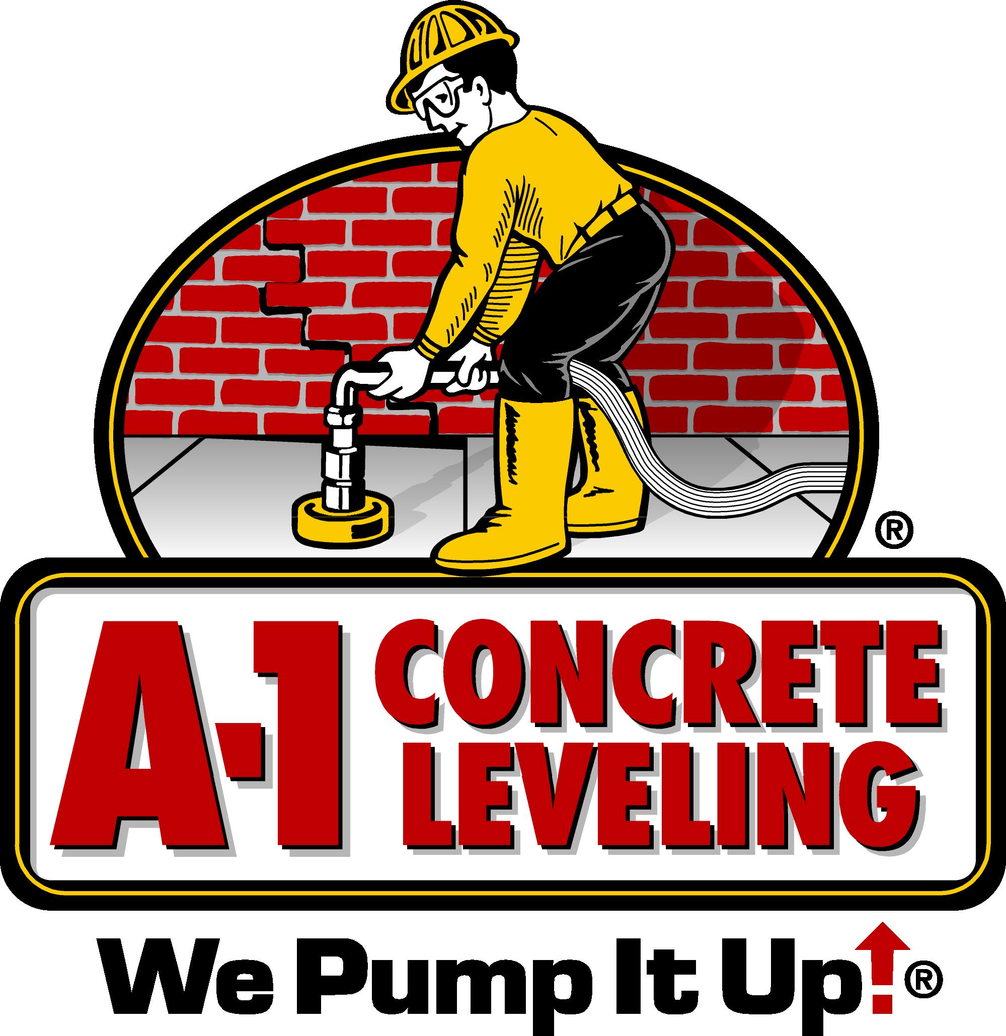 A leveling dayton uneven. Floor clipart concrete slab