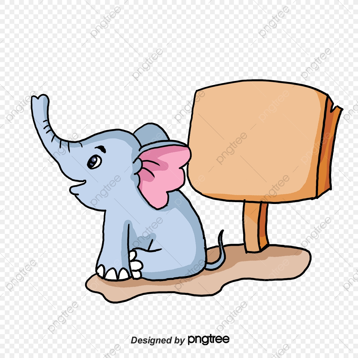 Sit on the baby. Floor clipart cute