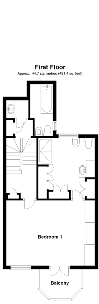 Norfolk place littlehampton west. Floor clipart ground floor