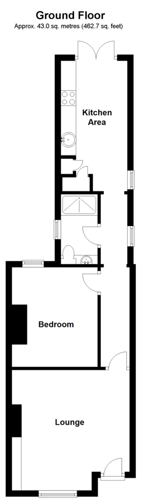 Floor clipart ground floor. West street havant hampshire