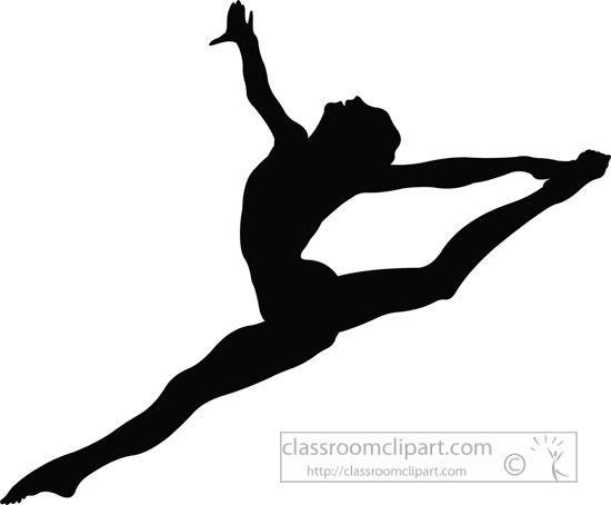gymnastics clipart scorpion
