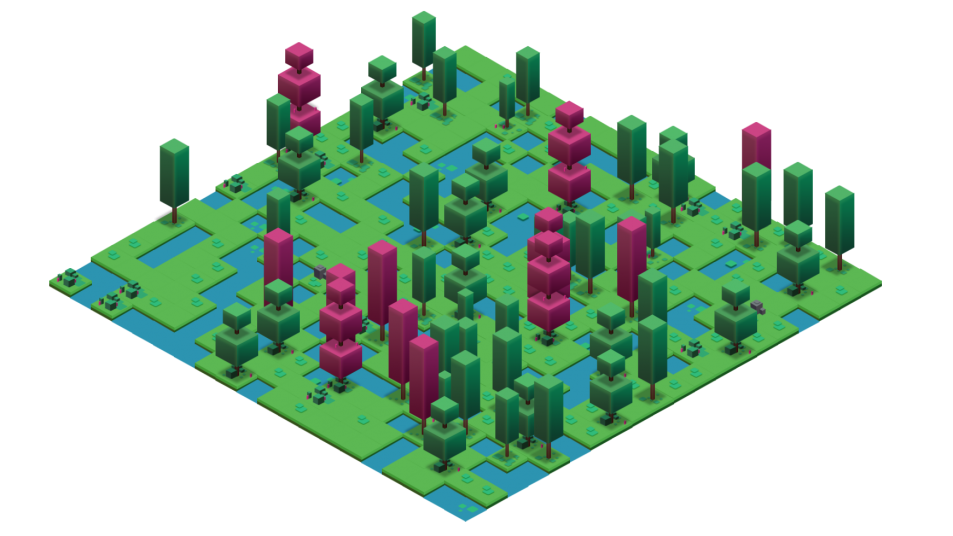 Floor clipart isometric. The wonders of creations