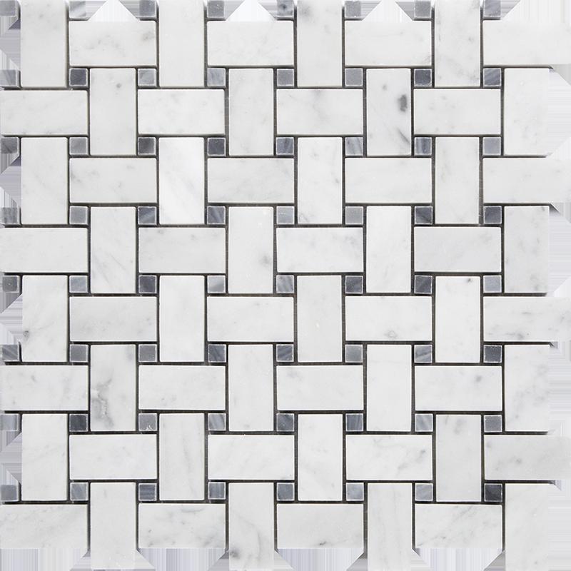 Stone mosaic centurymosaic basketweave. Floor clipart marble