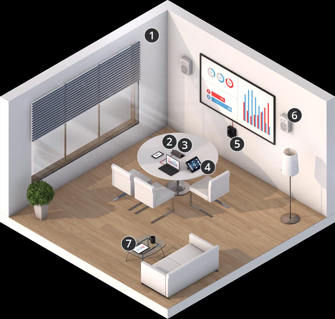 Floor clipart plain room. Business corporate control panel