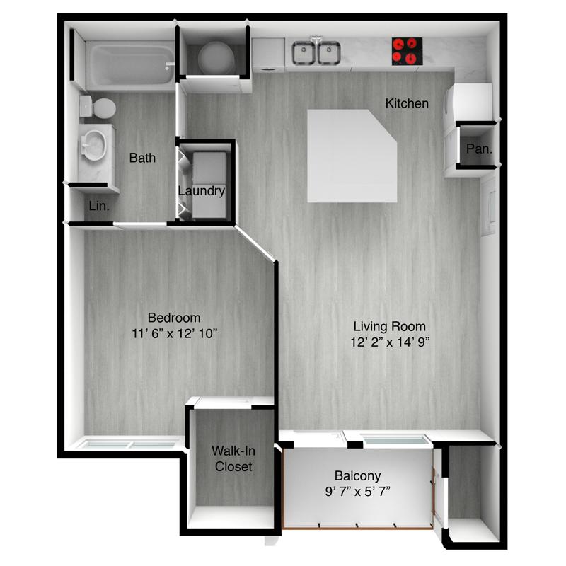 Apartment plans broxton bay. Floor clipart plain room