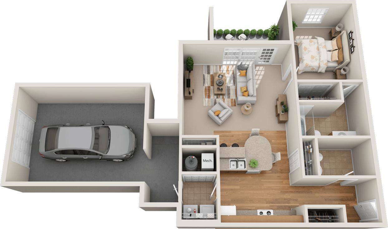 Windsor west apartments for. Floor clipart plain room