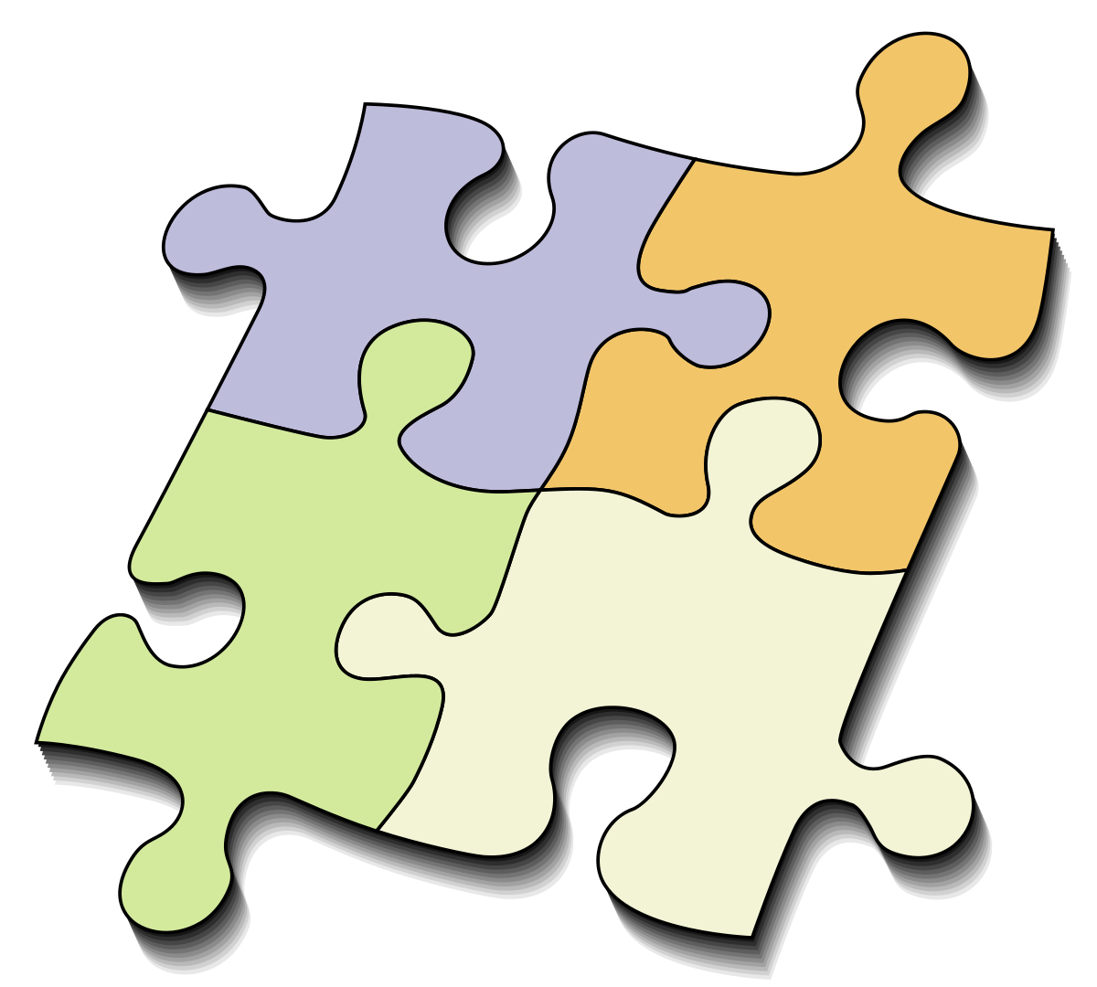 Puzzle clipart share toy. Desktop backgrounds jigsaw simple