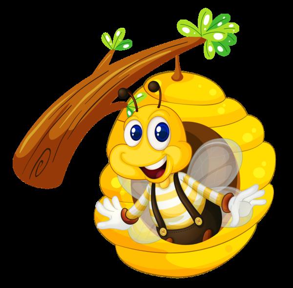 Abeilles abeja abelha png. Floor clipart scattered