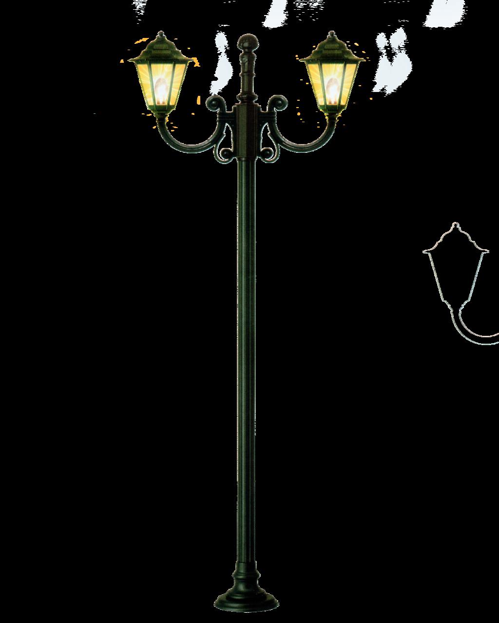 Lamp clipart lampstand.  best street vector