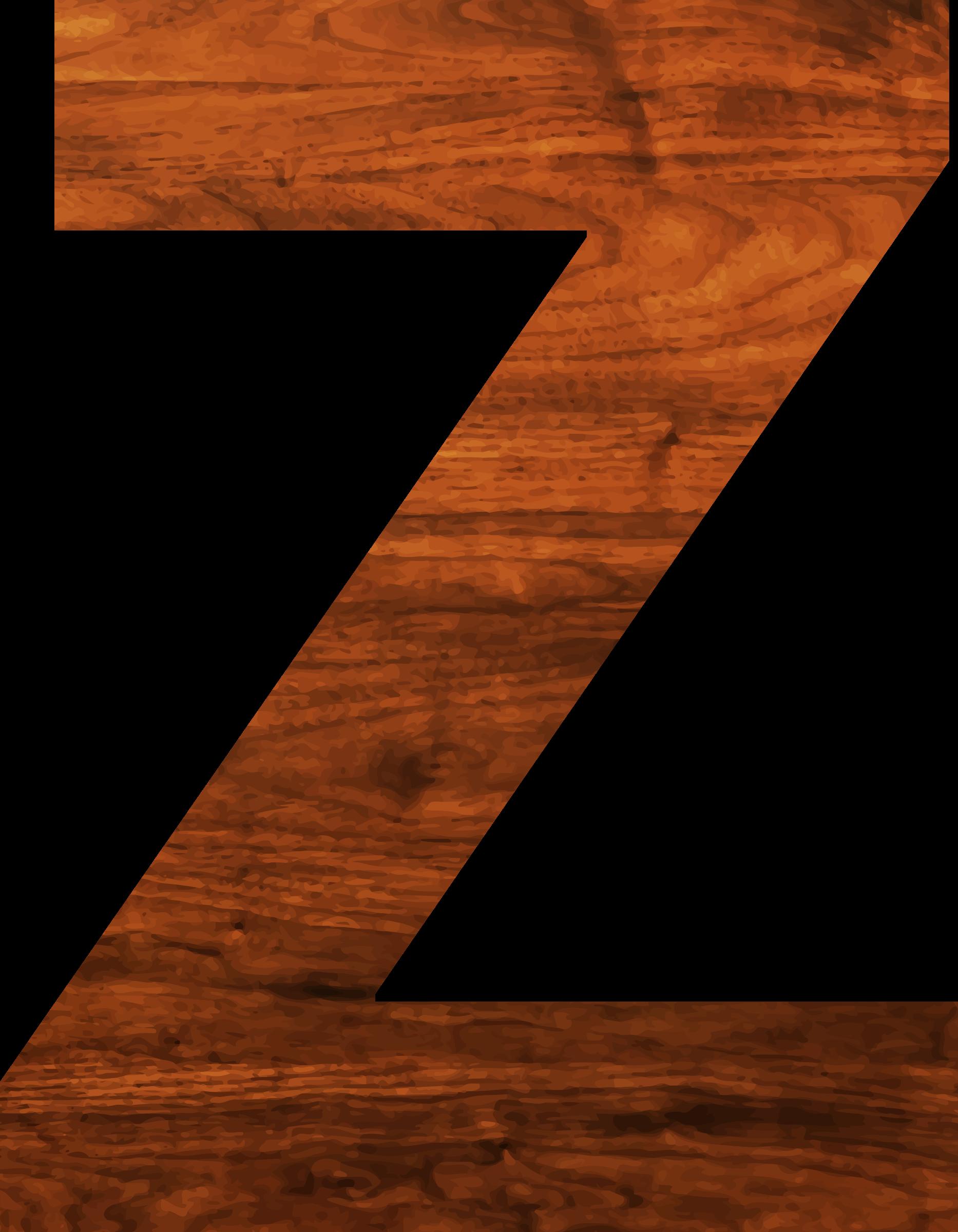 Floor clipart wooden floor. Wood texture alphabet z