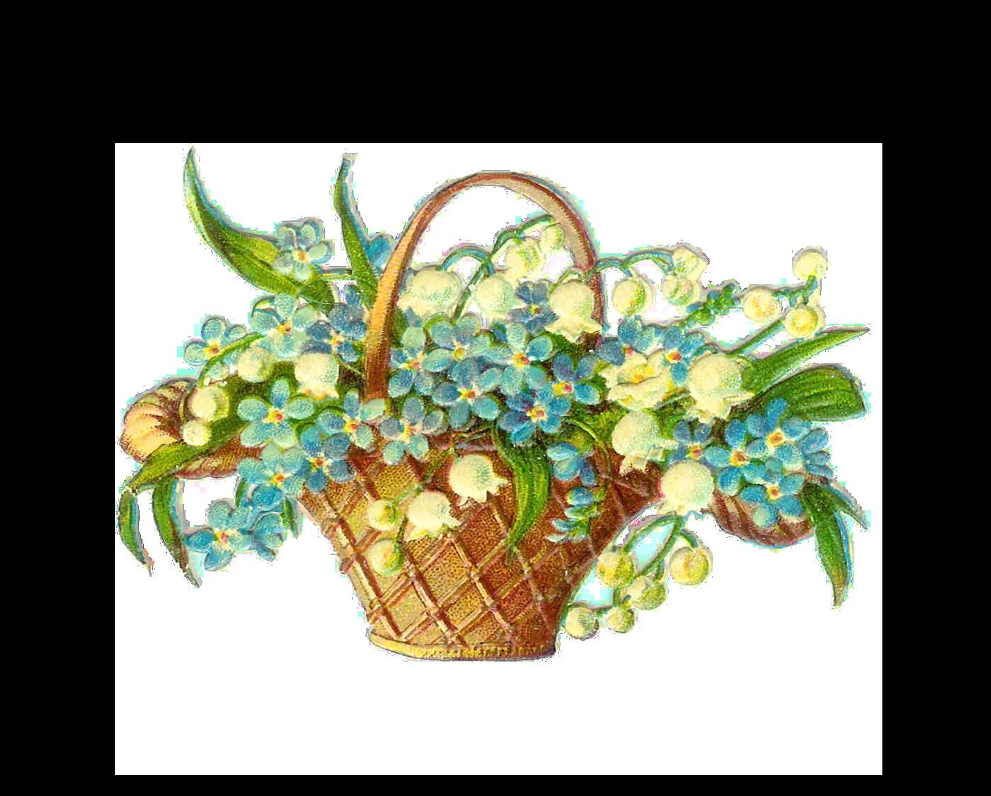 Flower png transparent images. Floral clipart easter