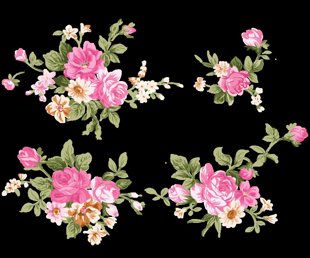 Floral clipart label. Nurcan c ceo lu