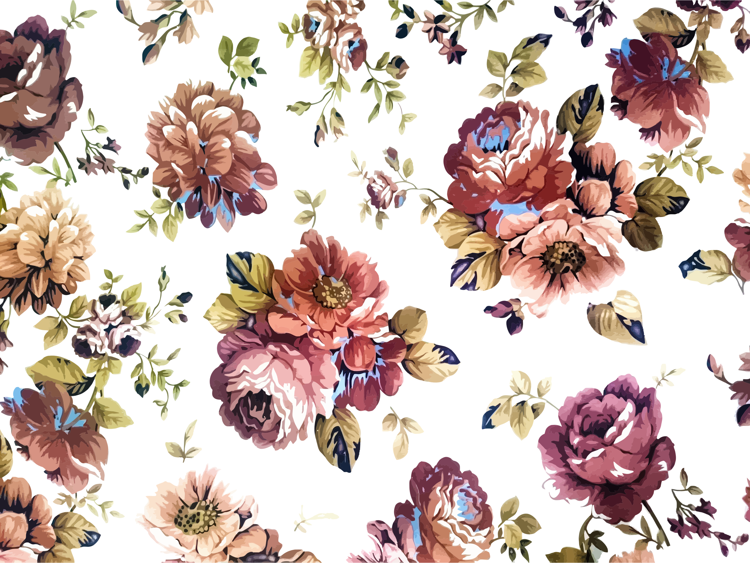 Floral clipart free on. Flower texture png