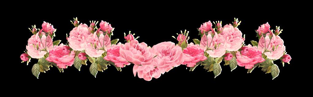 Stencil damask fancy motif. Floral clipart pastel