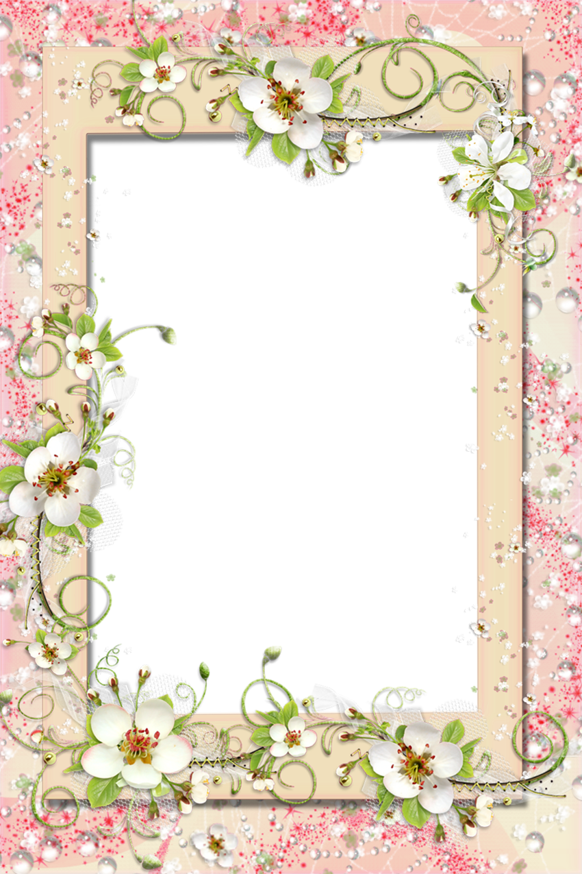 Patience clipart border. Transparent png frame with