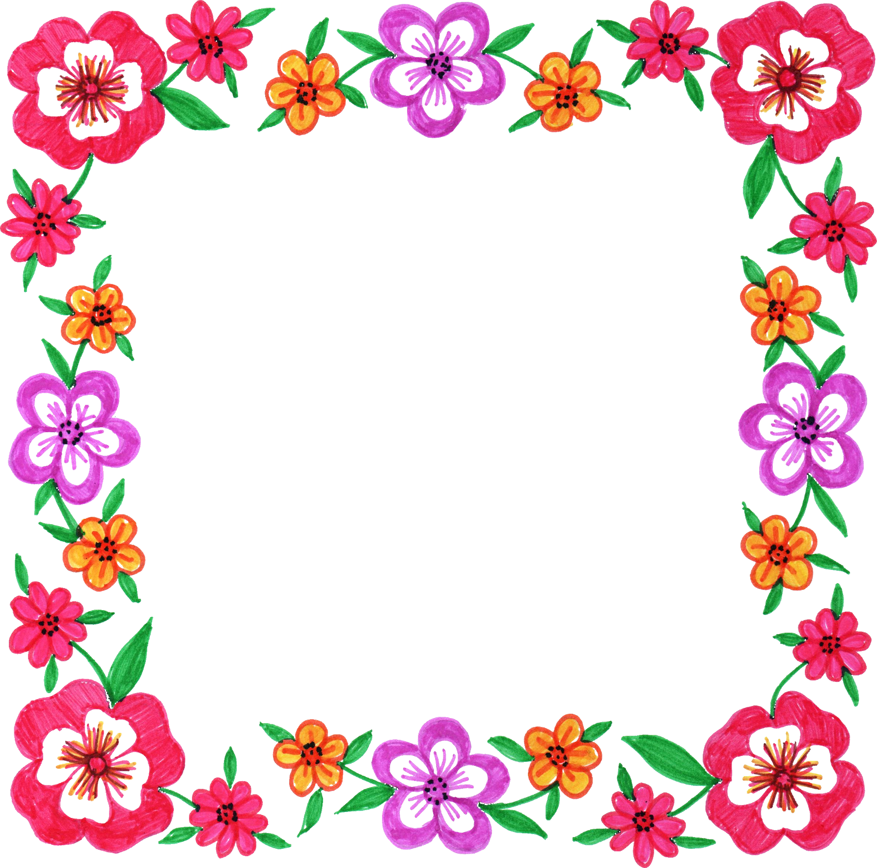 Square Clipart Colored Square  Square Colored Square
