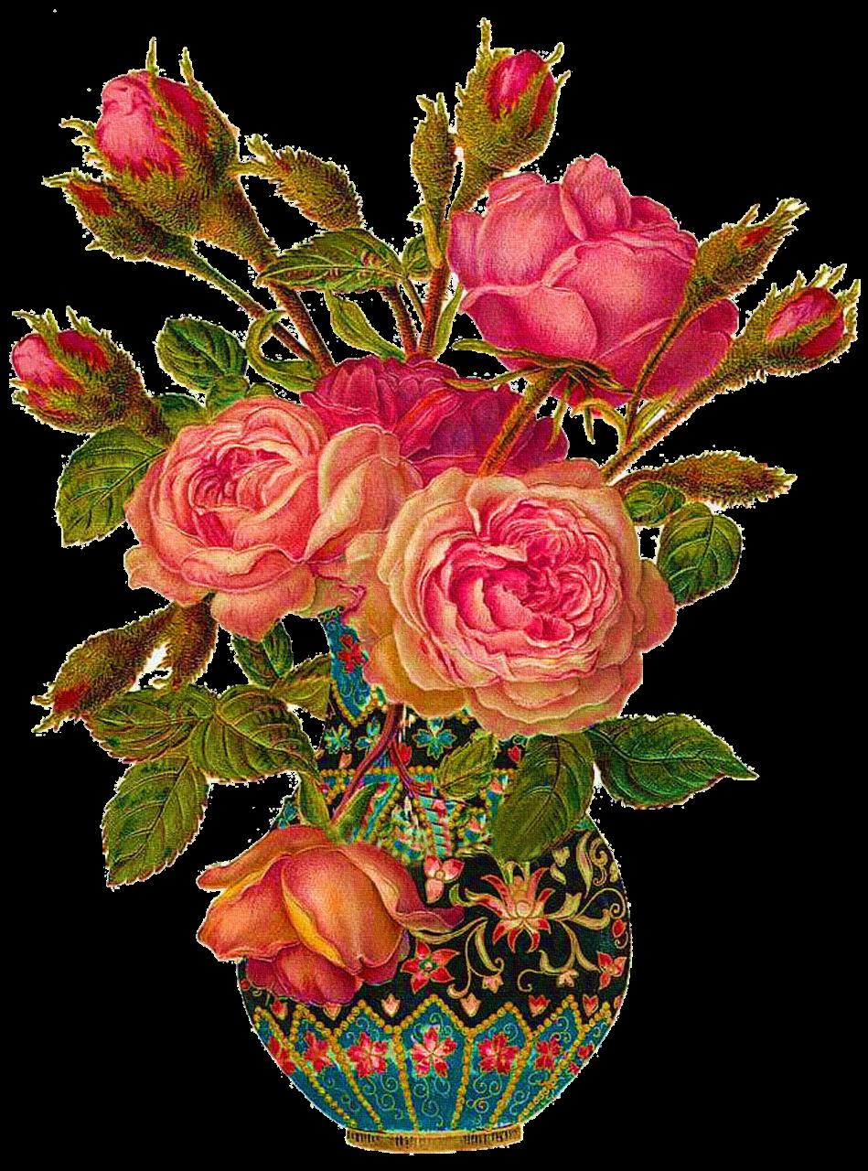 Flowers clipart vendor.  b bad orig