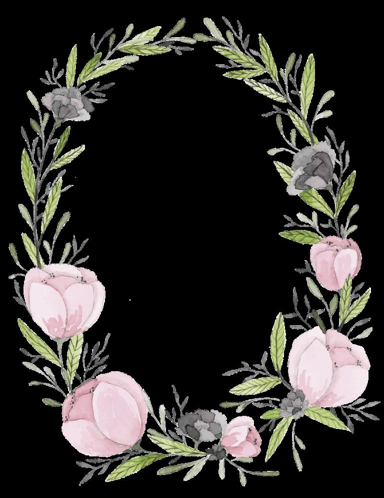 Elementos para invitaciones de. Floral clipart succulent