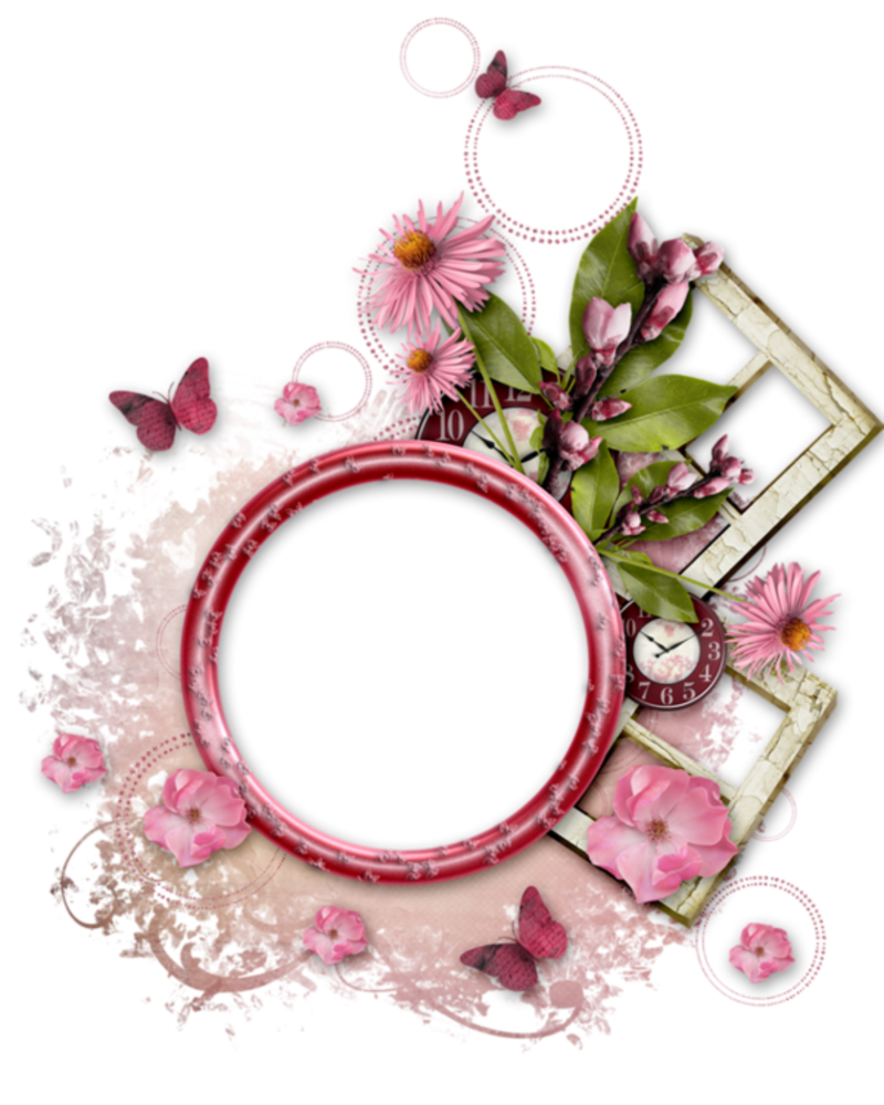 Floral clipart teacup.  png bos blank