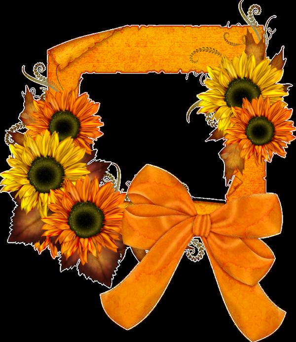 Floral clipart thanksgiving. Tubes cluster frames pinterest