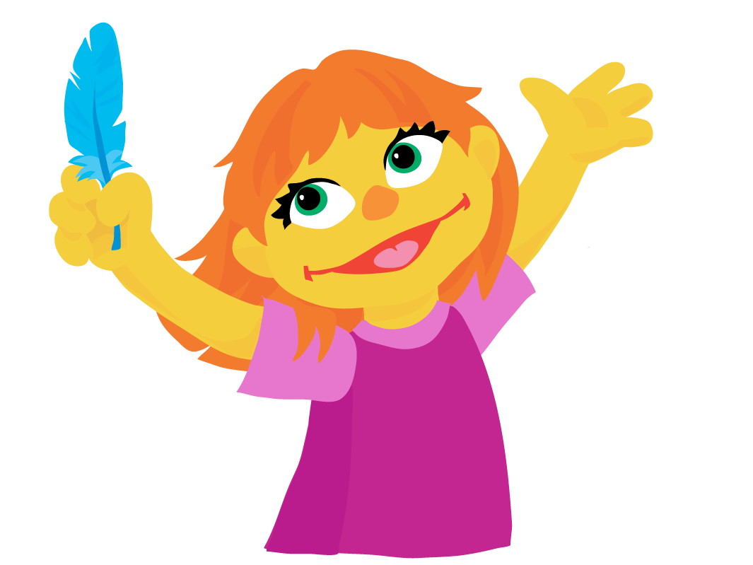 Florida clipart character. Sesame street introduces a