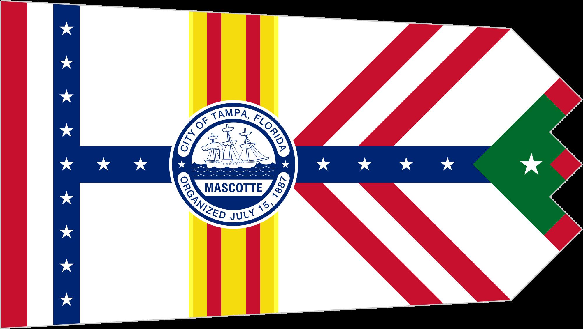 File of tampa svg. Florida clipart flag florida