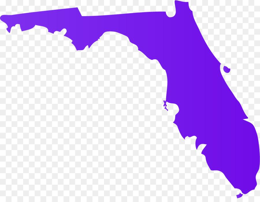 Sky background purple . Florida clipart illustration