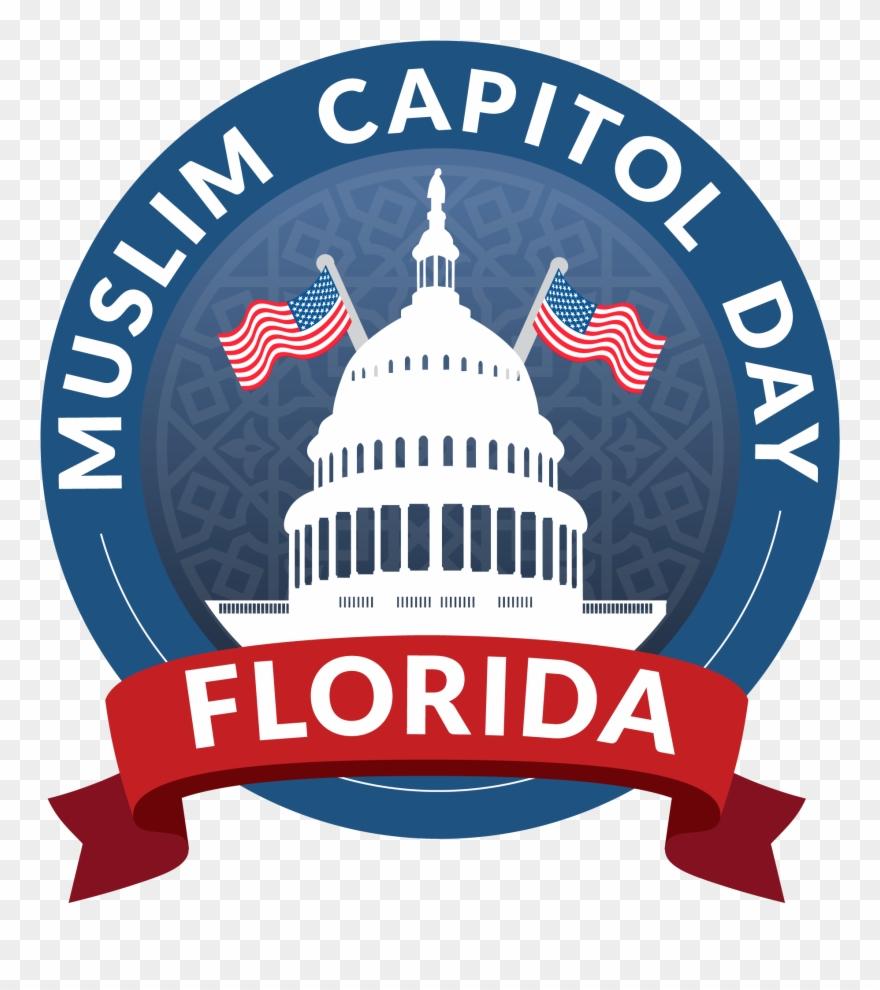 Florida clipart illustration. Muslim capitol day