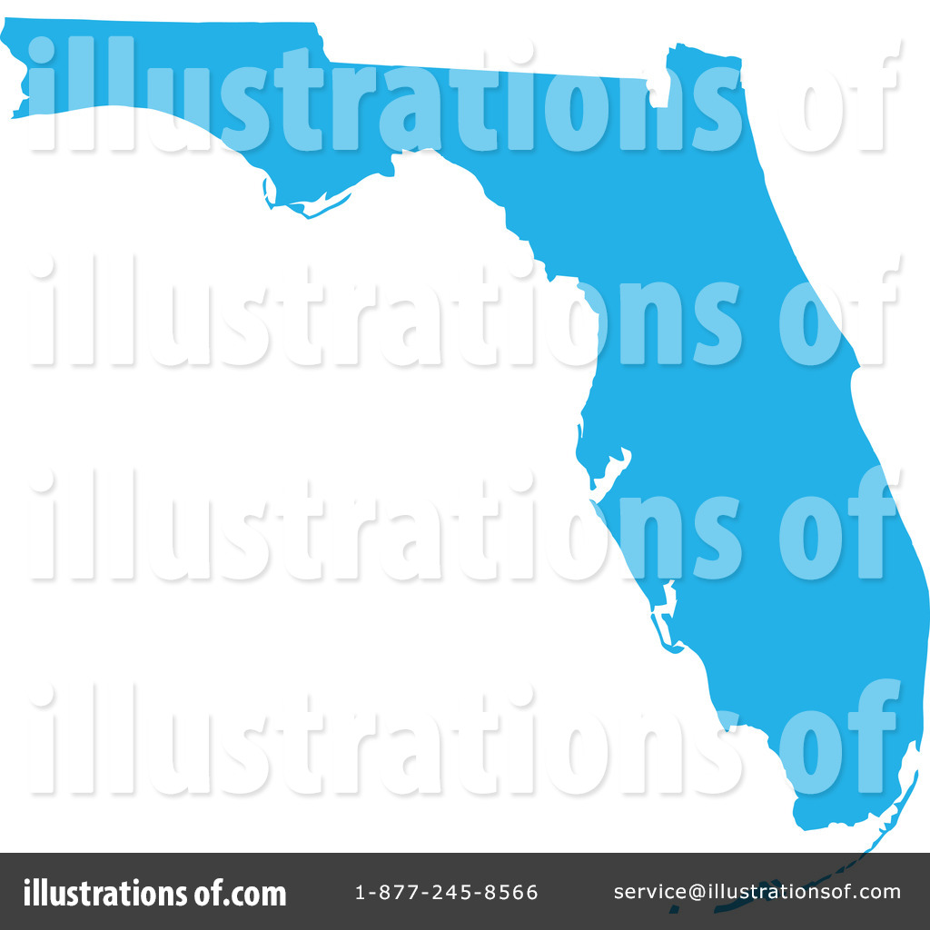 By jamers . Florida clipart illustration