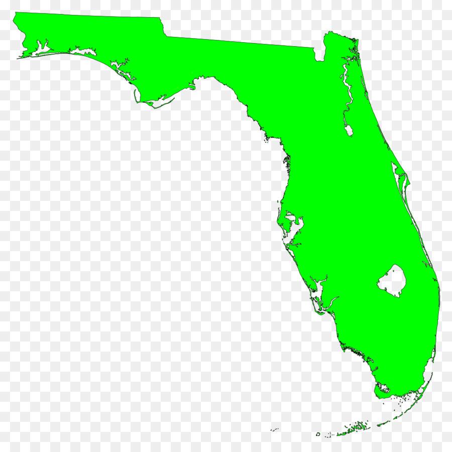 Florida clipart line. Green tree transparent clip