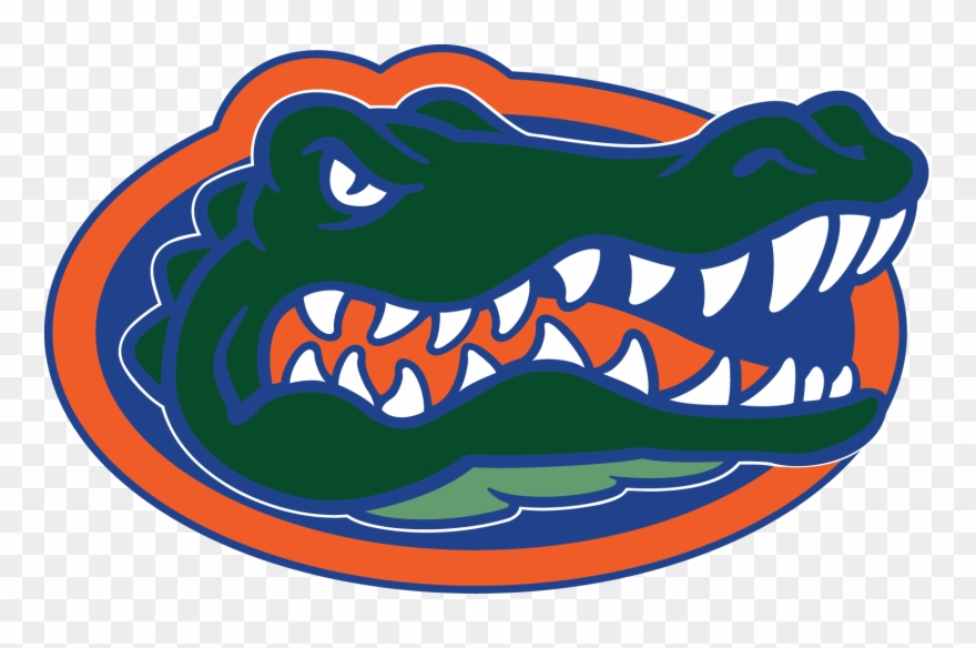 Gator clipart florida university. Of gators logo transparent