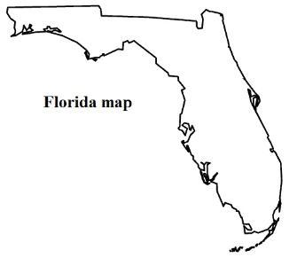 Florida clipart map. Free cliparts download clip