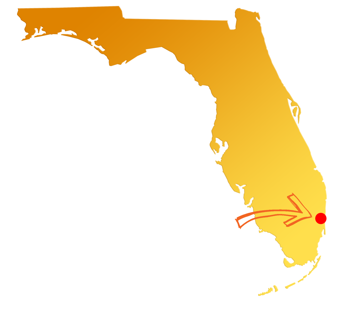 Salesforce consulting in fullopp. Florida clipart map miami florida