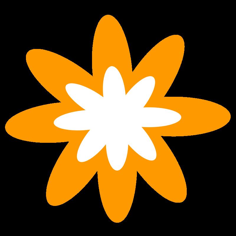 Clip art cliparts co. Florida clipart orange blossom