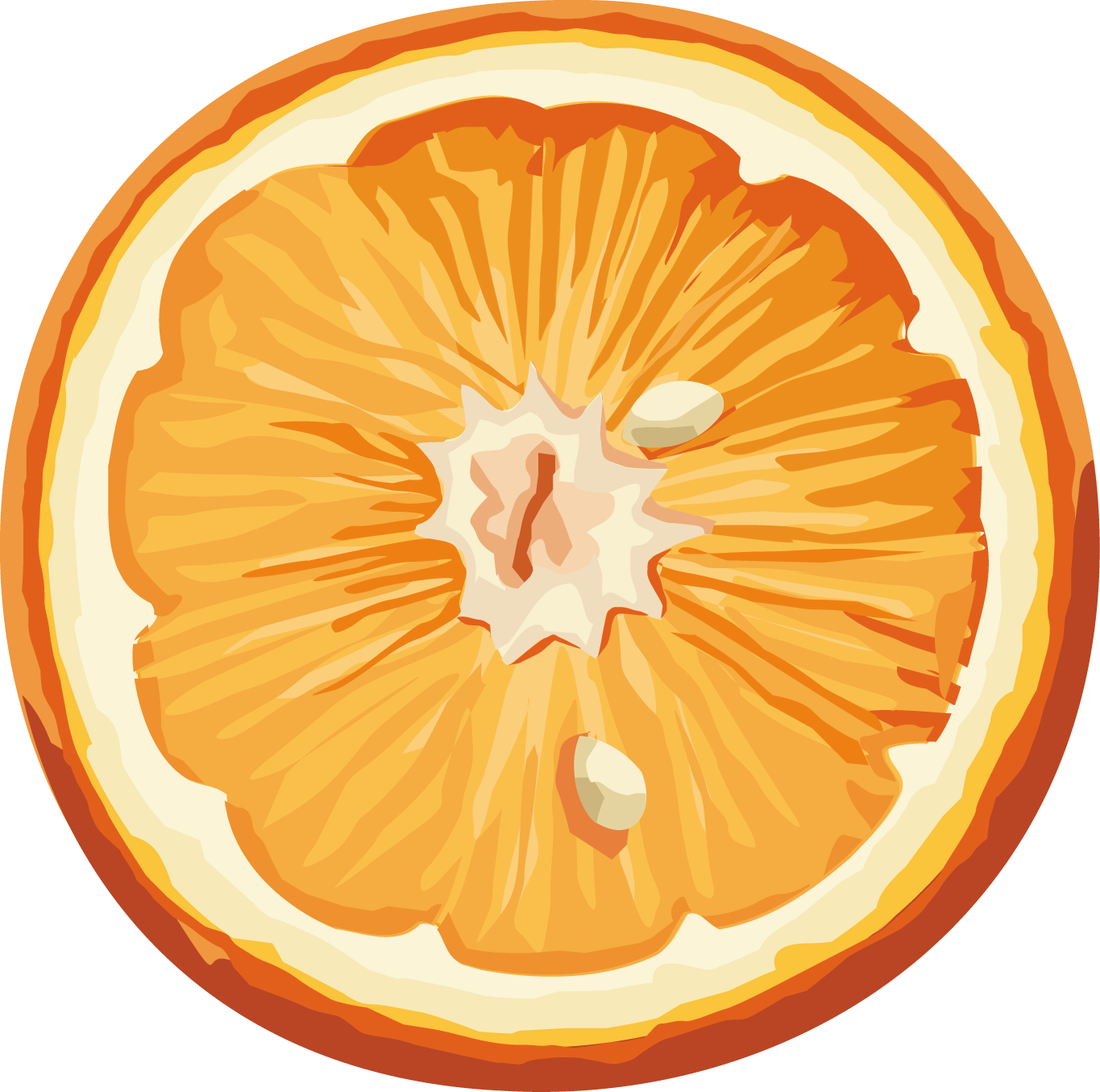 Png image free download. Strawberries clipart orange